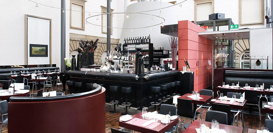 meyer frankfurt mario lohninger im holbein s restaurant meyer frankfurt. Black Bedroom Furniture Sets. Home Design Ideas