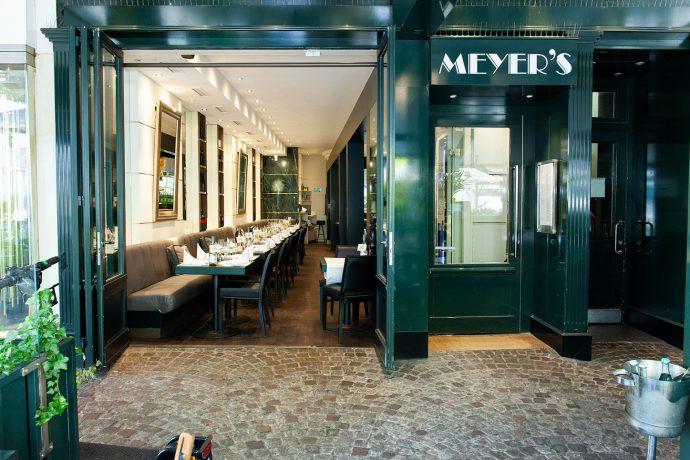 Meyer Restaurant Frankfurt